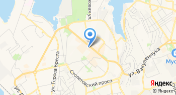 Спорт-клуб Грандмастер на карте