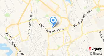 Туроператор Ирида-Тур на карте
