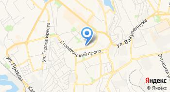 Город Колясок на карте