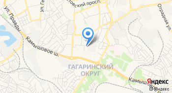 Крым-Комфорт на карте
