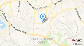СТО АВТОэлектрик на карте