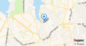 Айя дом отдыха Севастополь на карте