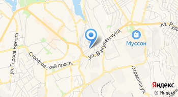 Крымгенстрой на карте