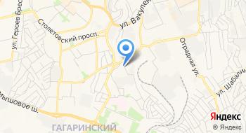 Эталон Крым на карте