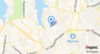 Севастопольский национальный технический университет на карте