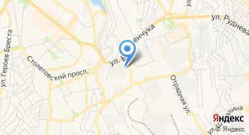 Юджин Мото на карте