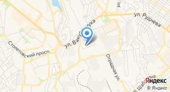 Крым-Логистик на карте