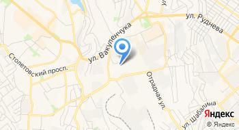 Крым-кабель Рассвет на карте