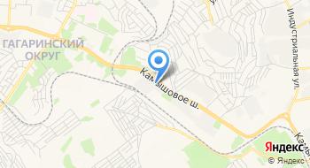 Отделочные пиломатериалы KrymWооd на карте