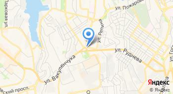 Кирпичный центр на карте