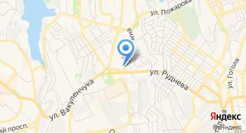 Автобусные перевозки Крым - Киев на карте