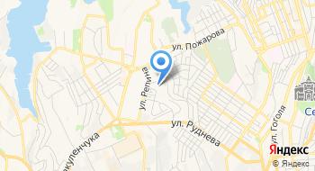 Морской колледж Севастопольского государственного университета на карте