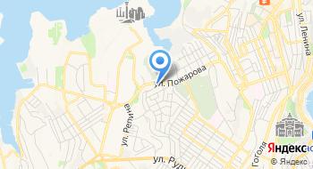 Гостевой Дом Бизнес-Конференц-Отель к& Т на карте