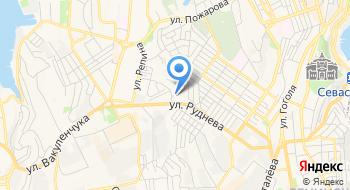 Натяжные потолки Аверс Севастополь на карте