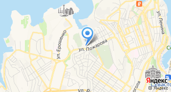 Севастопольский Строительный Техникум на карте