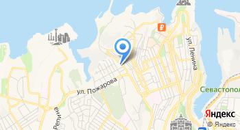 Государственная инспекция труда города Севастополя на карте