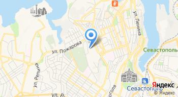 Спорткомплекс им. 200-летия города Севастополя на карте