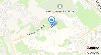 Конная база Ход Конём на карте