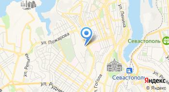 Управление государственного строительного надзора и экспертизы г. Севастополя на карте