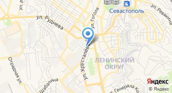 Севастопольская Региональная Общественная Организация Защиты Прав Потребителей на карте