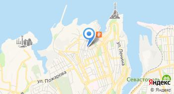 Севастопольское региональное отделение Российского детского фонда на карте