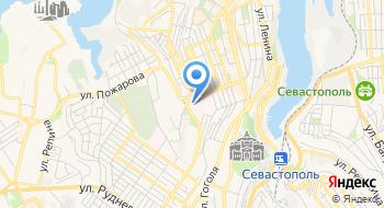 Ремонт роллет в Севастополе на карте