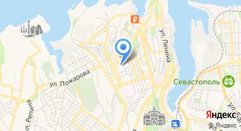 Компания Черномор на карте