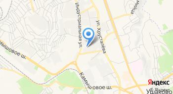 Столярная мастерская ЧП Тумасов на карте