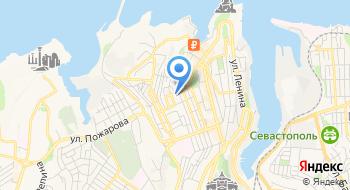 ФГУП РСВО филиал г.Севастополь на карте