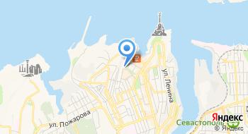 Салон красоты Море Севастополь на карте