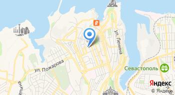 Севастополь телеком на карте