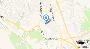 Компания МИТ на карте