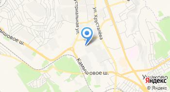 Дах-сервисс на карте