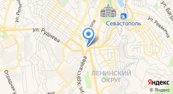 Частный бухгалтер в Севастополе на карте
