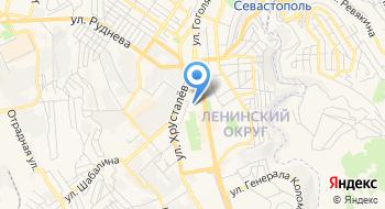 Центр дошкольного и среднего образования Черноморского флота на карте