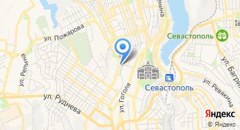 Рниц города Севастополь на карте