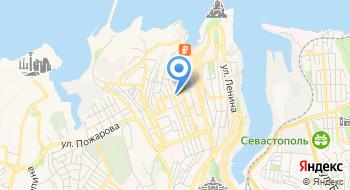 Севастопольское городское отделение КПРФ на карте