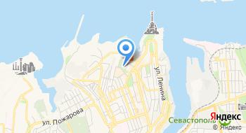 Центр Спортивной Подготовки Сборных Команд Севастополя на карте