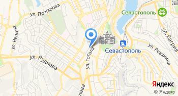 Электромонтажные работы в Севастополе на карте