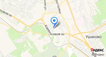 Севлеспром на карте