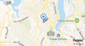 Севастополь-Нарколог на карте