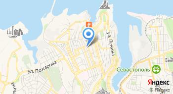 Отдел ЗАГС Ленинского района города Севастополя на карте