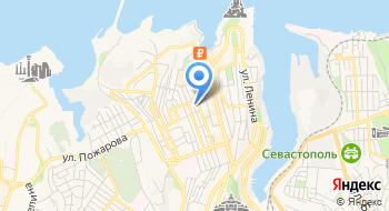 ГАУ Государственная экспертиза города Севастополя на карте