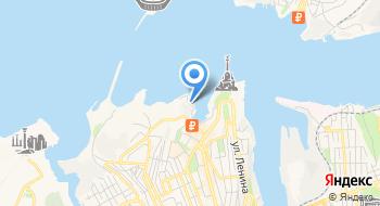 Стрип холл Бархат на карте