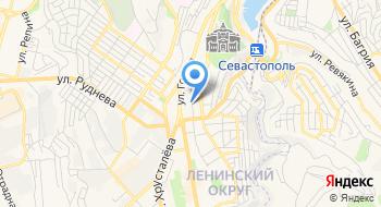 Украинская охранно-страховая компания на карте
