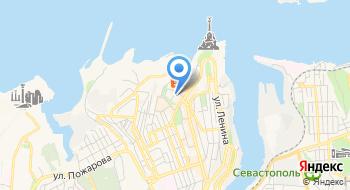 Севастопольская Городская Типография на карте