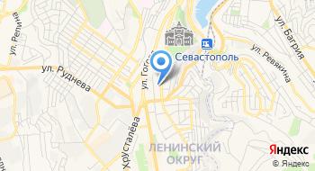 ГКУ Севастопольский реабилитационный центр для детей и подростков с ограниченными возможностями на карте