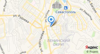 Главное управление МЧС России по городу Севастополю на карте