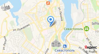 Крым-Марина-Сервис ЧП на карте