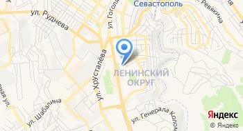 Автошкола ДОСААФ России города Севастополя на карте